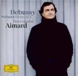 DEBUSSY - Aimard - Préludes I, pour piano L.117