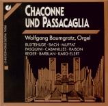 Chaconne und Passacaglia