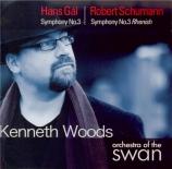 GAL - Woods - Symphonie n°3 en la majeur op.62