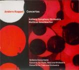 KOPPEL - Aeschbacher - Symphonie concertante pour violon, alto, clarinet