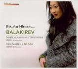 BALAKIREV - Hirose - Au jardin