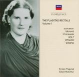 The Flagstad Recitals Vol.1