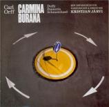 ORFF - Järvi - Carmina Burana