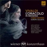 VIVALDI - Biondi - L'oracolo in Messenia, opéra RV.726 (fragments)