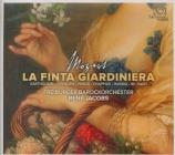 MOZART - Jacobs - La finta giardiniera (La fausse jardinière), opéra bou