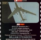 MAHLER - Steinberg - Symphonie n°1 'Titan'