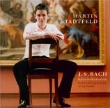 BACH - Stadtfeld - Concerto pour clavier n°1 BWV 1052