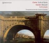 CLARKE - Trompetenensemb - Suite of ayres for the theatre Arrangements pour trompettes