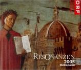 Resonanzen 2005 - Metropolen