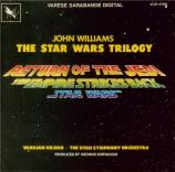 The star wars trilogy : La trilogie de la guerre des étoiles