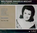 MOZART - Leinsdorf - Le nozze di Figaro (Les noces de Figaro), opéra bou Live Metropolitan Opera House, New York, 01 - 11 - 1958