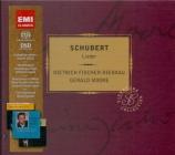 SCHUBERT - Fischer-Dieskau - Der Wanderer an den Mond (Seidl), lied pour