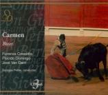 BIZET - Prêtre - Carmen, opéra comique WD.31 (Live Milan, 6 mai 1974) Live Milan, 6 mai 1974
