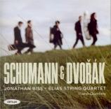 SCHUMANN - Elias String Qu - Quintette avec piano en mi bémol majeur op