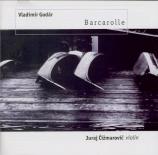 Barcarolle - Music for Violin