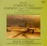 BORODINE - Ansermet - Symphonie n°2 'Epique' (Import Japon) Import Japon