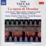 VACCAJ - Fogliani - La sposa di Messina