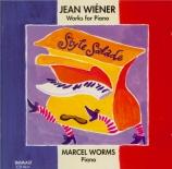 WIENER - Worms - Sonatine n°2