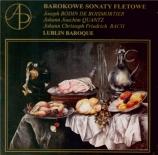 Baroques Flute Sonatas