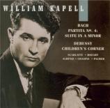 BACH - Kapell - Partita pour clavecin n°4 BWV 828