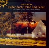 Lieder nach Heine und Lenau
