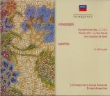 HONEGGER - Ansermet - Symphonie n°2 H.153 'Symphonie pour cordes'