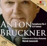 BRUCKNER - Janowski - Symphonie n°3 en ré mineur WAB 103 (version 1889) version 1889