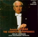 DVORAK - Neumann - Symphonie n°8 en sol majeur op.88 B.163 Import Japon