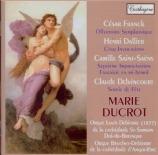 FRANCK - Ducrot - Offertoire pour orgue