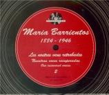 FALLA - Barrientos - Sept chansons populaires espagnoles : extraits