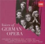 Voices of German Opera