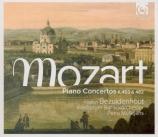 MOZART - Bezuidenhout - Concerto pour piano et orchestre n°17 en sol maj
