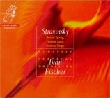 STRAVINSKY - Fischer - Le sacre du printemps, ballet pour orchestre