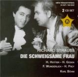 STRAUSS - Böhm - Die schweigsame Frau (La femme silencieuse), opéra op.8 Live Salzburg, 8 - 8 - 1959