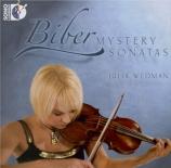 BIBER - Wedman - Sonate du rosaire n°1 'Jesu, den du, o Jungfrau, vom He
