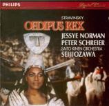 STRAVINSKY - Ozawa - Oedipus Rex (Import Japon) Import Japon