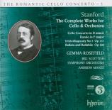 STANFORD - Rosefield - Concerto pour violoncelle en ré mineur