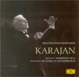 MOUSSORGSKY - Karajan - Tableaux d'une exposition : orchestration de Rav Import Japon
