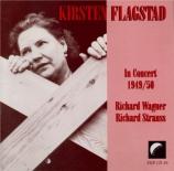 In Concert live San Francisco 9/10/1949 et 8/10/1950