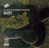 BIZET - Delacôte - Symphonie pour orchestre en ut majeur (1855) WD.33