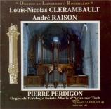 CLERAMBAULT - Perdigon - Suite du premier ton
