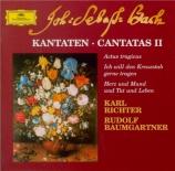 BACH - Baumgartner - Cantate BWV 56 'Ich will den Kreuzstab gerne tragen