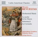 REVUELTAS - Barrios - Sensemaya