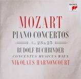MOZART - Buchbinder - Concerto pour piano et orchestre n°25 en do majeur