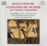 Romantische Symfonische Muziek van Vlaamse componisten