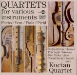 Quartets for Various Instruments