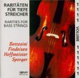 Raritäten für tiefe Streicher vol.1