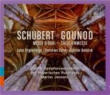 SCHUBERT - Jansons - Messe n°2 en Sol, pour solistes, choeur, cordes et o