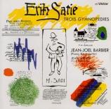SATIE - Barbier - Trois gymnopédies (Import Japon) Import Japon