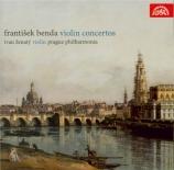 BENDA - Zenaty - Concerto pour violon en do majeur